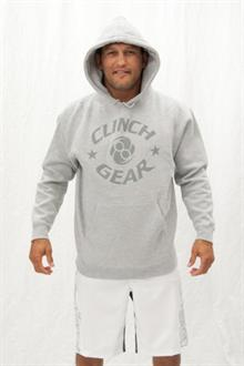 Clinch Gear Grey Pullover
